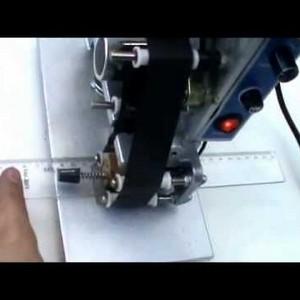 Datador manual hot stamping valor